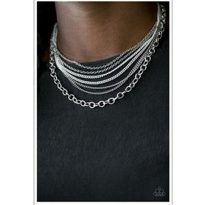 Intensely Industrial Necklace